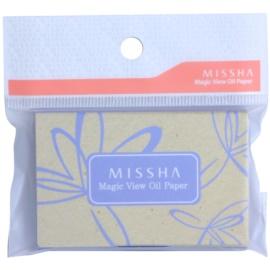 Missha Accessories mattosító papír  100 db