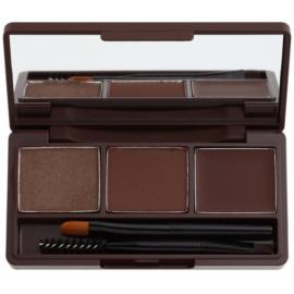 Missha 3 - Step Brow Kit set na obočí odstín No. 2 Red Brown 5,5 g