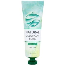 Missha Natural Color Clay Maske mit brasilianischer Tonerde vergrößerte Poren  137 g