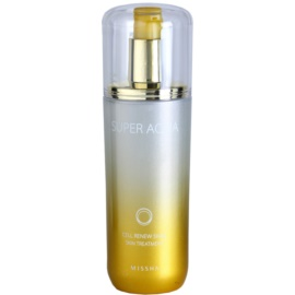 Missha Super Aqua Cell Renew Snail Ernährende Emulsion mit Snail Extract  130 ml