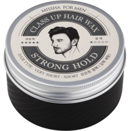 Missha For Men Class Up Hair Wax vosk na vlasy se silnou fixací  90 g