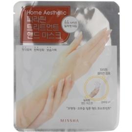 Missha Home Aesthetic Paraffinmaske für die Hände  16 ml