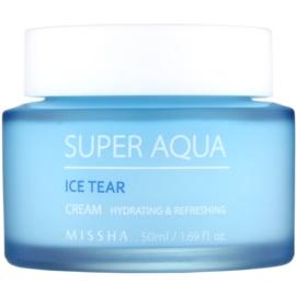 Missha Super Aqua Ice Tear creme facial hidratante  50 ml