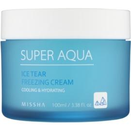 Missha Super Aqua Ice Tear pleťový krém s chladivým účinkem  100 ml