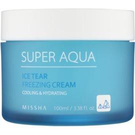 Missha Super Aqua Ice Tear крем для шкіри з охолоджуючим ефектом  100 мл