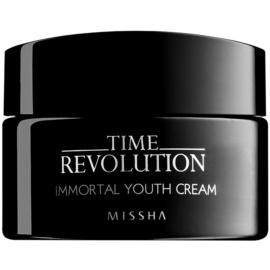Missha Time Revolution Immortal Youth intensywny krem przeciw oznakom starzenia  50 ml