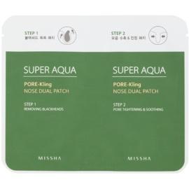 Missha Super Aqua Pore - Kling creme corporal para poros abertos e pontos negros