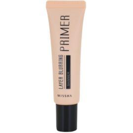 Missha Layer Blurring élénkítő sminkalap a make - up alá (Shimmer) 20 ml