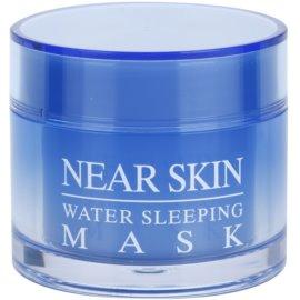 Missha Near Skin Water Sleeping noční hydratační maska pro dokonalou pleť  100 ml