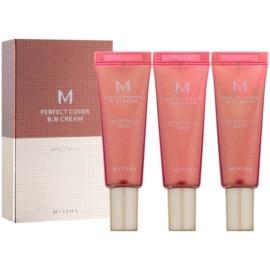 Missha M Perfect Cover косметичний набір I.