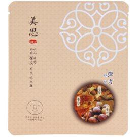 Missha Misa Yei Hyun orientalna, ujędrniająca maseczka bawełniana  25 g