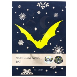 Missha Nightglow Mask маска з флюорисцентним ефектом  25 гр