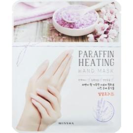 Missha Paraffin Heating maska parafinowa do rąk z efektem ogrzewania  16 g