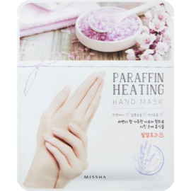 Missha Paraffin Heating maska parafinowa do rąk 16 g