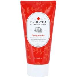 Missha Frui-Tea Pomegranate feszesítő és tisztító hab  150 ml