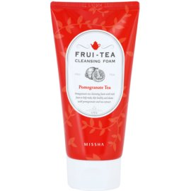 Missha Frui-Tea Pomegranate spuma de curatare si fermitate  150 ml