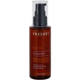 Missha Procure pistáciový vlasový olej pro zdravý vzhled  80 ml