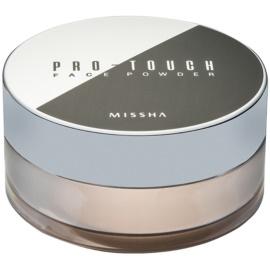 Missha Pro-Touch pudra transparent SPF 15 culoare No. 21 14 g
