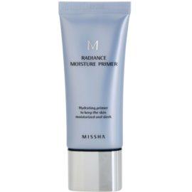 Missha M Radiance Moisture podkladová báze pod make-up s hydratačním účinkem  30 ml