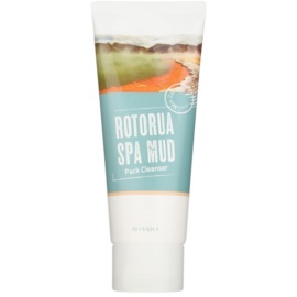 Missha Rotorua Spa Mud Cleansing Care For Enlarged Pores  100 ml
