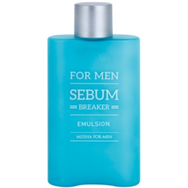 Missha For Men Sebum Breaker Facial Emulsion For Oily Skin  160 ml