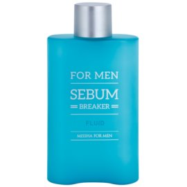 Missha For Men Sebum Breaker fluid pro mastnou pleť  160 ml