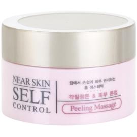 Missha Near Skin Self Control masážny pleťový peelingový krém  200 ml