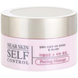 Missha Near Skin Self Control Hautcreme für Massage und Peeling  200 ml
