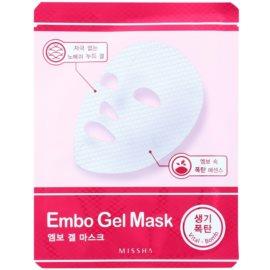 Missha Vital Bomb vitalizující gelová maska  30 g
