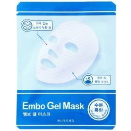 Missha Waterful Bomb vysoce hydratační gelová maska  30 g