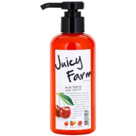 Missha Juicy Farm Wild Cherry testápoló tej  200 ml