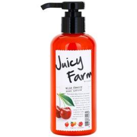 Missha Juicy Farm Wild Cherry testápoló tej  200 ml