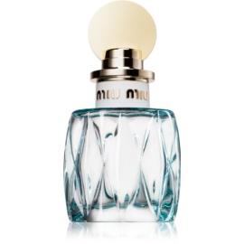 Miu Miu Miu Miu L'Eau Bleue Eau de Parfum für Damen 50 ml