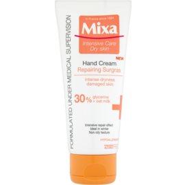 MIXA Anti-Dryness eine Crem zum Schutz von Händen und Nägeln für extra trockene Haut  100 ml
