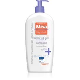 MIXA Atopiance pomirjujoči losjon za telo za zelo suho občutljivo kožo in za kožo, ki je nagnjena k atopiji  400 ml