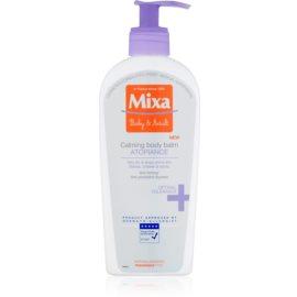 MIXA Atopiance pomirjujoči losjon za telo za zelo suho občutljivo kožo in za kožo, ki je nagnjena k atopiji  250 ml