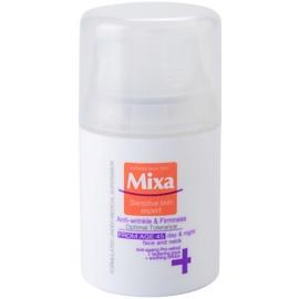 MIXA 24 HR Moisturising crema fermitate anti-rid pentru varsta de 45+  50 ml