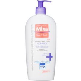 MIXA Baby & Adult upokojujúce telové mlieko pre veľmi suchú citlivú a atopickú pokožku  400 ml