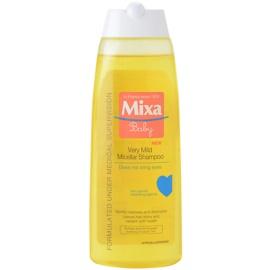MIXA Baby изключително нежен мицеларен шампоан за деца   250 мл.