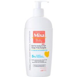 MIXA Baby 2 in 1 gel de dus si sampon pentru copii  250 ml