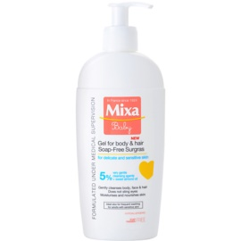 MIXA Baby душ гел и шампоан 2 в 1 за деца   250 мл.
