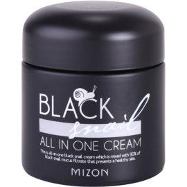Mizon Black Snail pleťový krém s filtrátem hlemýždího sekretu 90%  75 ml