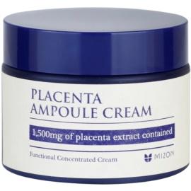 Mizon Placenta Ampoule Cream Creme für die Regeneration und Erneuerung der Haut  50 ml
