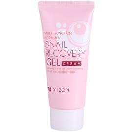 Mizon Multi Function Formula  gel facial com extrato de caracol   45 ml