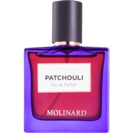 Molinard Patchouli eau de parfum per donna 30 ml
