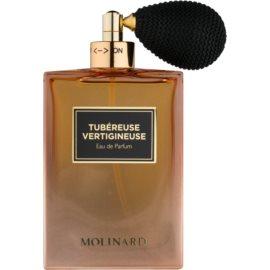 Molinard Tubereuse Vertigineuse eau de parfum teszter nőknek 75 ml