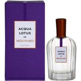 Molinard Acqua Lotus Eau de Parfum für Damen 90 ml
