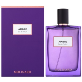 Molinard Ambre Eau de Parfum für Damen 75 ml