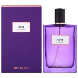 Molinard Cuir eau de parfum para mujer 75 ml