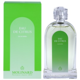 Molinard The Freshness Eau de Citrus toaletná voda unisex 100 ml